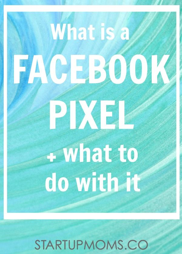 """You may have heard the term """"Facebook Pixel"""" before and not have any idea what it is. Perhaps you haven't heard the term at all, but now you're intrigued? WHAT IS A FACEBOOK PIXEL A Facebook Pixel is just a paragraph of HTML code unique to your Facebook account that you can install on your...Continue Reading"""