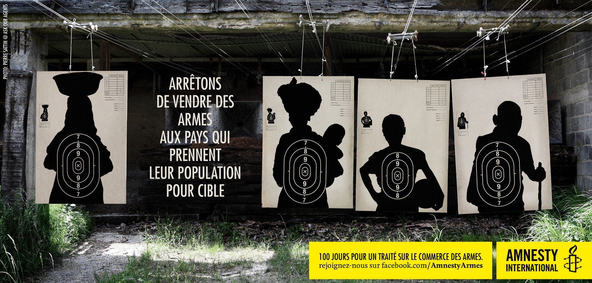 Souvent Amnesty contre les armes 12 | AD | Pinterest | Marketing, Le pays  KX28