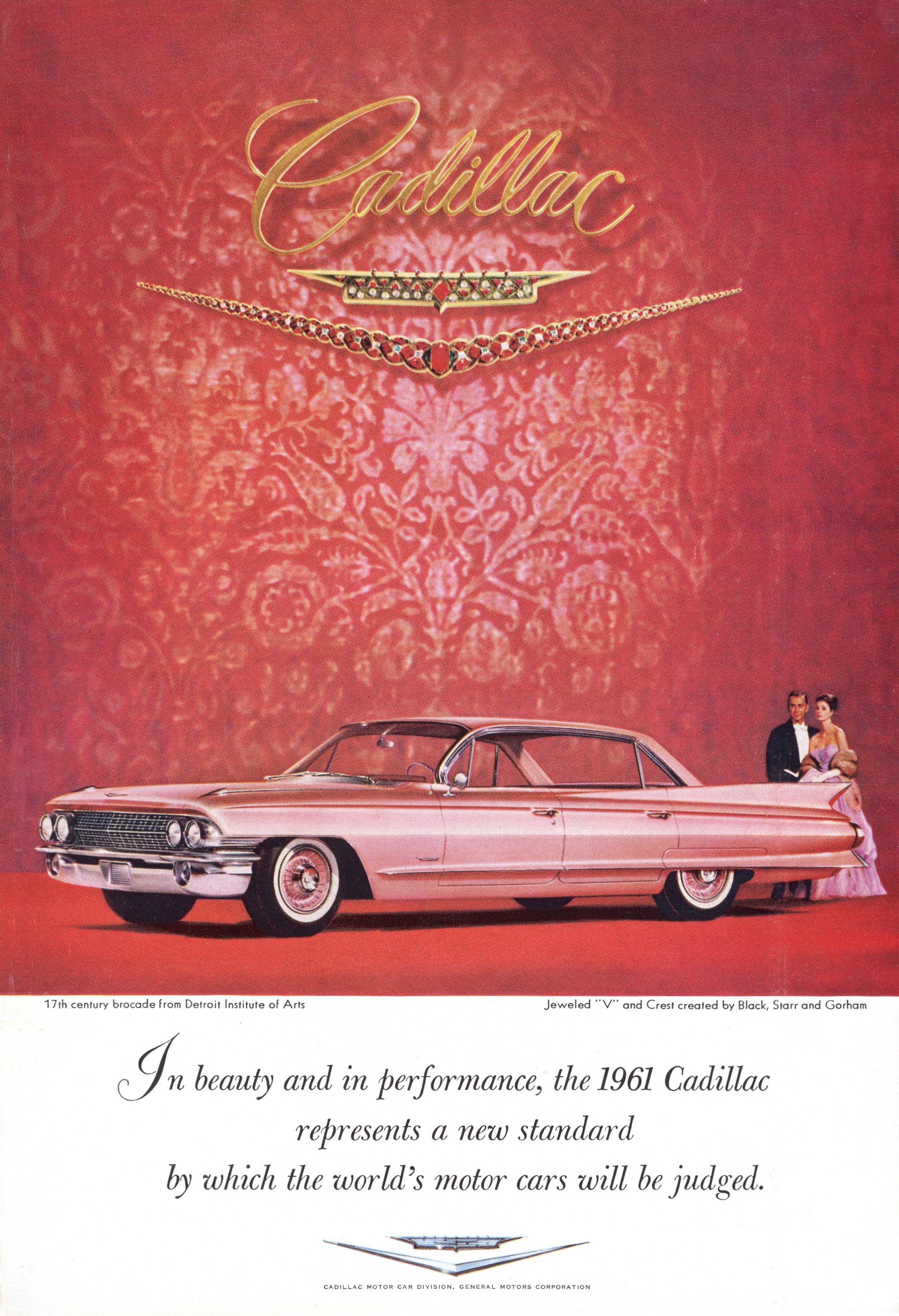 Pin On 1961 Cadillac