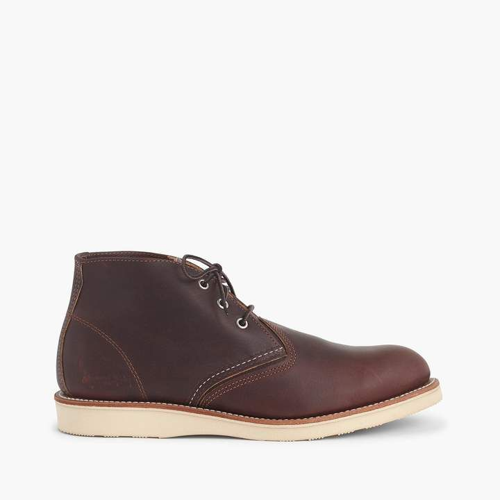 6e93ac9074 J.Crew Red Wing® work chukkas in Briar Oil Slick