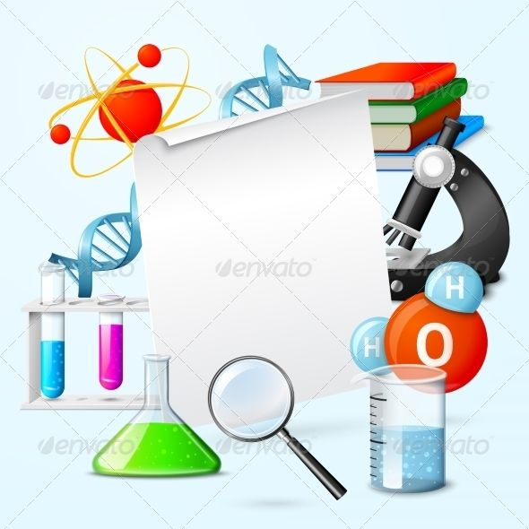 Science Borders And Frames Science Borders And Frames Sonspark Labs Clip Art Pinterest