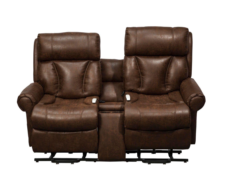 Mega Motion As9002 Companion Dual Seat Wallaway Power Lift Chaise