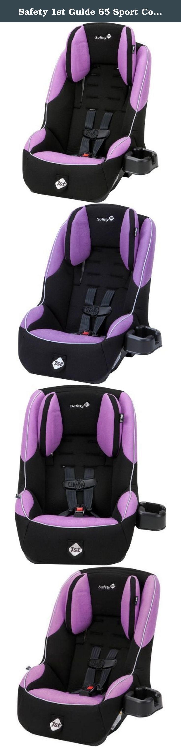 Safety 1st Guide 65 Sport Convertible Car Seat Lavender Small Problems They
