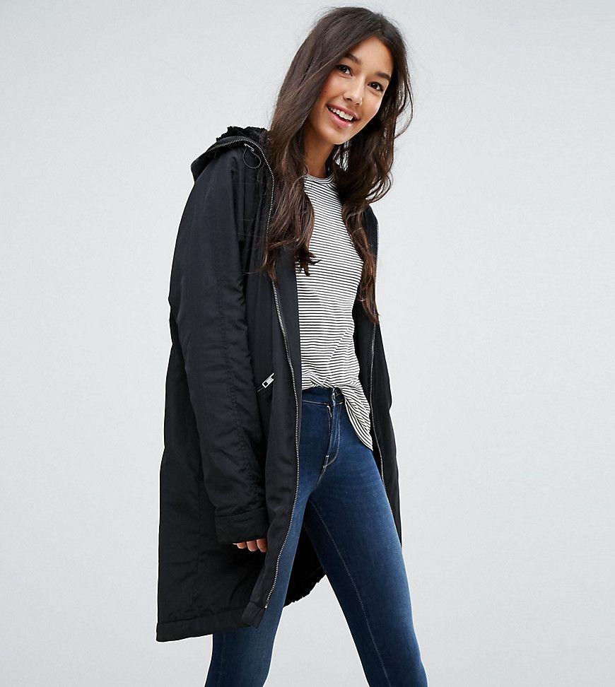 Veste impermeable femme asos