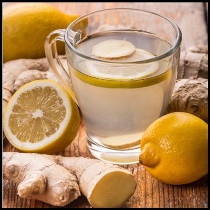 ricette per dimagrire con zenzero e limone