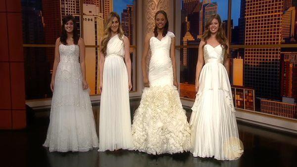 Wedding Dresses For Pregnant Brides