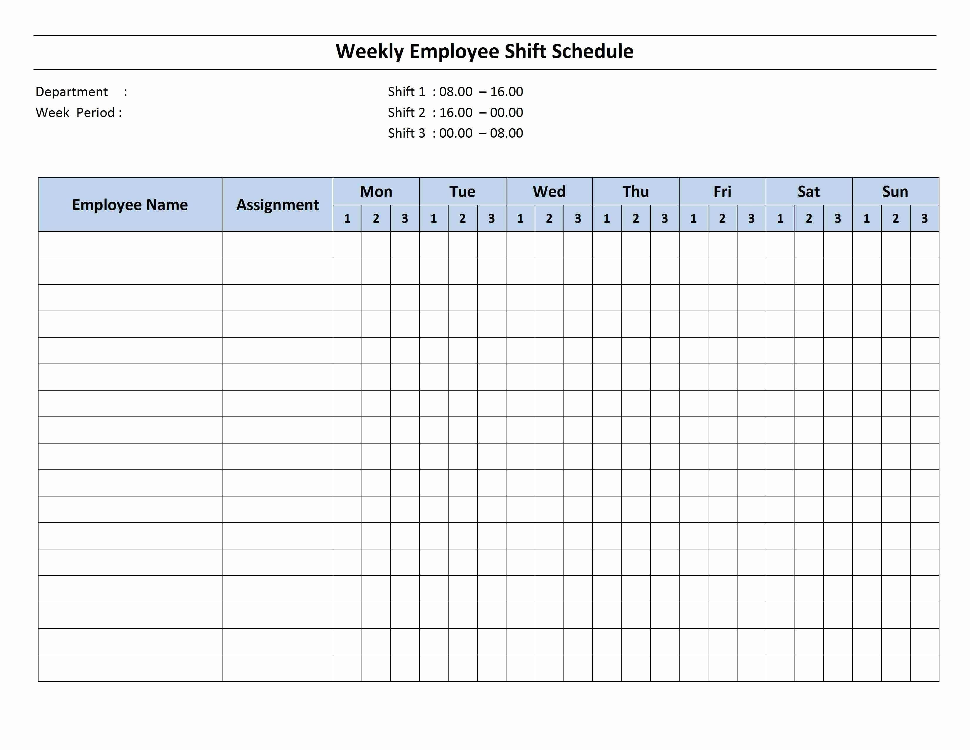 Beautiful Weekly Schedule Template Free In 2020 Cleaning