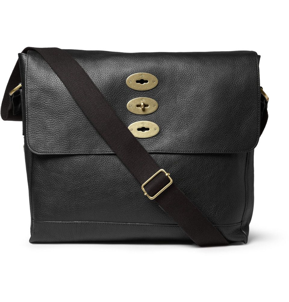4f8656e2624 Mulberry Brynmore Leather Messenger Bag | MR PORTER | My Style ...