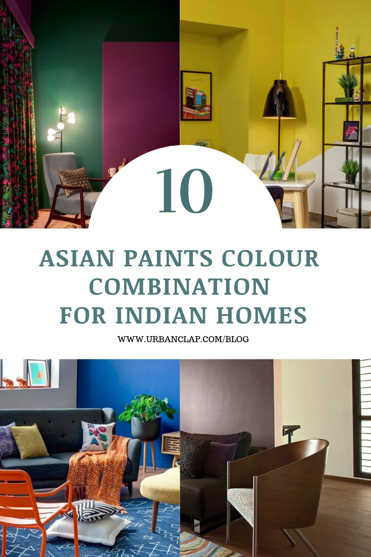 10 Asian Paints Colour Combination For Indian Homes Our Favourites Asian Paints Colours Color Combinations Paint Paint Colors For Living Room