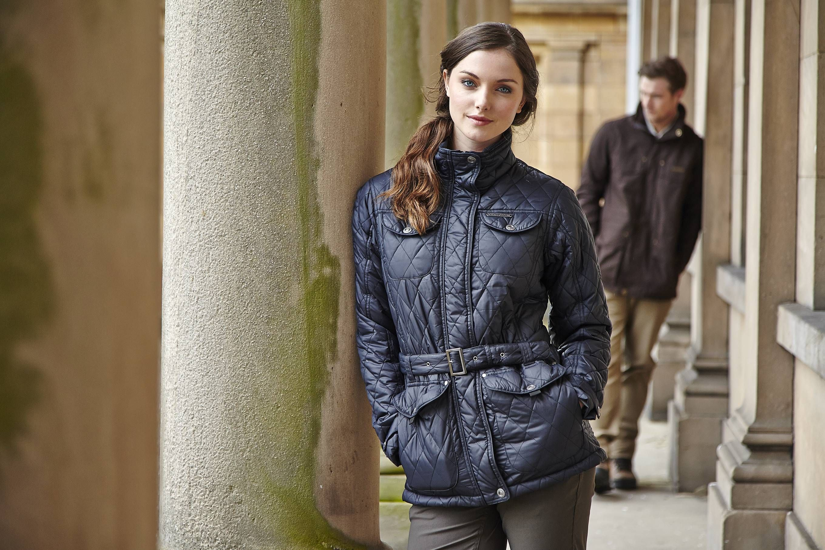 Lunsdale Quilted Waterproof Jacket (CWP930) - To view visit www ... : craghoppers quilted jacket - Adamdwight.com