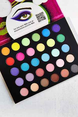 Bh Cosmetics Eyes On The 80s Palette With Images Bh Cosmetics