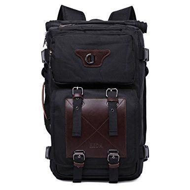 KSDA Laptop Business Backpack College School Ultralight Tablet Computor Bag Bookbag #2126