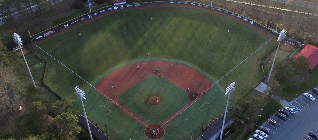 Latham Park Baseball Field Baseball College Baseball