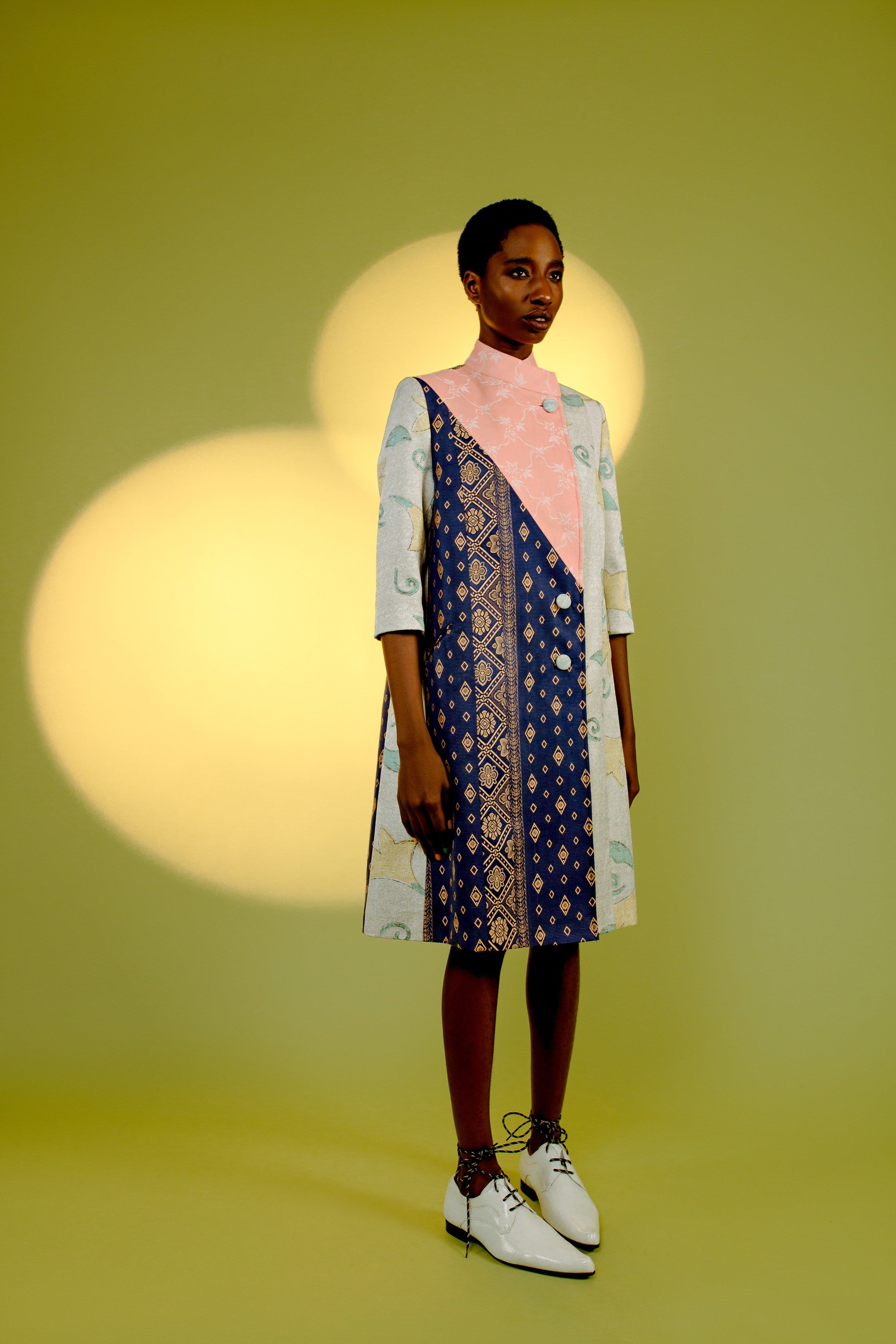 Black Fashion Designers 2020.Duro Olowu Spring 2020 Ready To Wear Fashion Show In 2019