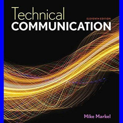 Technical Communication 11th Edition Eleventh Edition By Mike