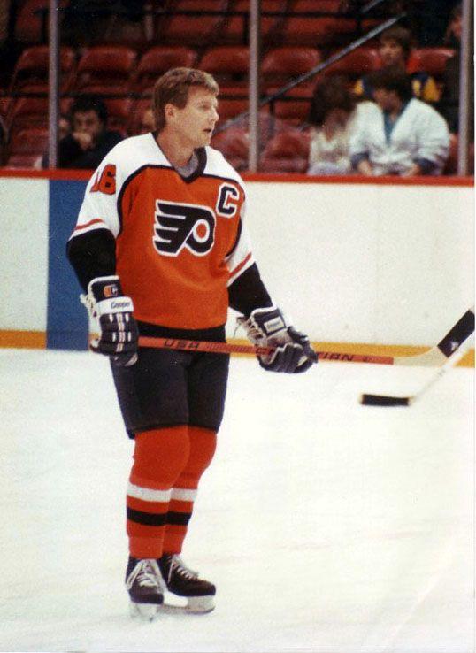 5abae1d2155 Bobby Clarke. Bobby Clarke Flyers Players