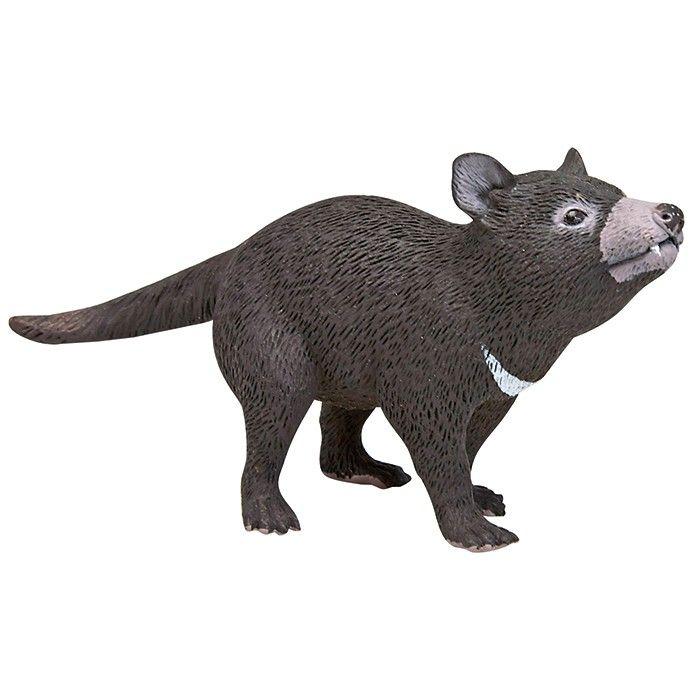 Tasmanian Devil Figurine | Tasmanischer Beutelteufel | Pinterest