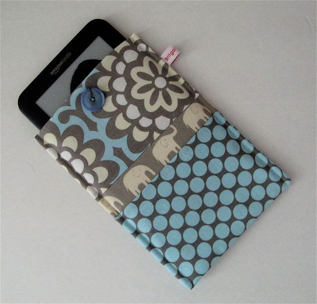 for your kindle or e-reader by britgaldesigns.etsy.com