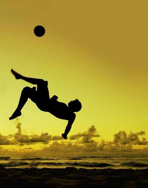 I Really Want To Do Another Bicycle Kick I Almost Did One At