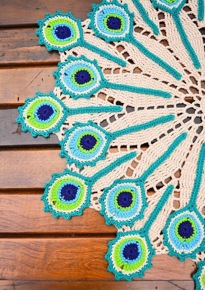 Pin von Ana Maria Cavalcanti Nery auf Crochê | Pinterest | Häkeln