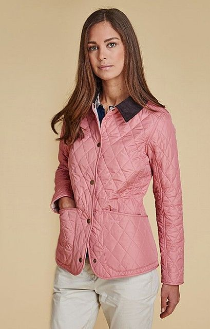 f4c55ba41 Barbour Spring Annandale Quilted Jacket - Ladies Jackets - House of ...