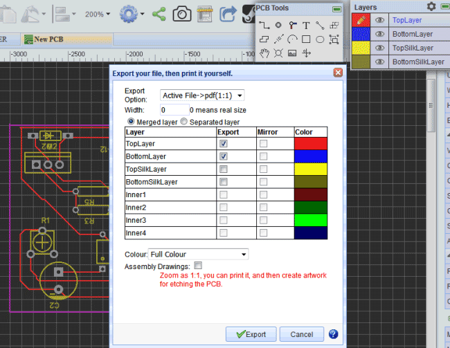 Design Electronic Circuits Online for Free with EasyEDA | Projects ...