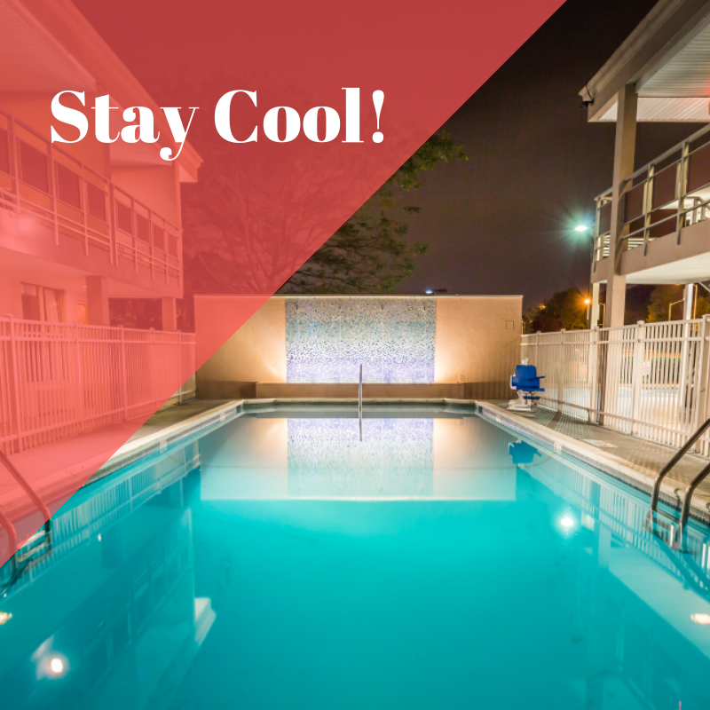 Beat The Summer Heat When You Stay At The Ramada Our Pool Is Open So Take A Dip And Stay Cool Ramadarvc Com Pool Long Island Railroad Outdoor Pool