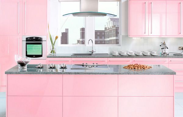 Awesome 35 Exciting Modern Kitchen Color Combinations Stunning