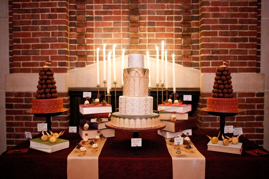Harry Potter Wedding Reception Click And Follow The Link For More