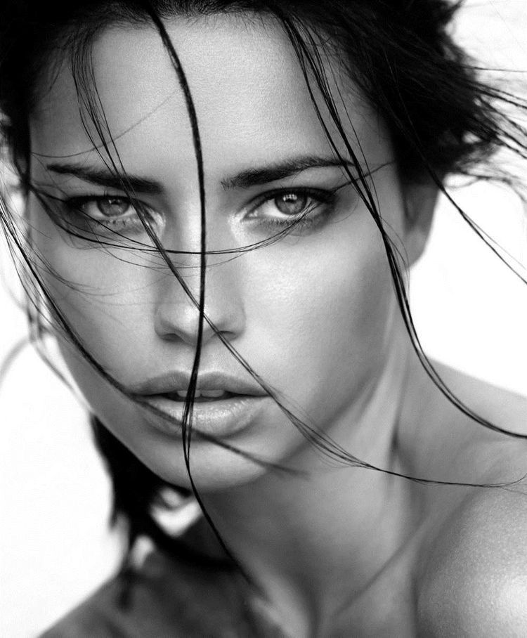 Artistic High Resolution Black And White Portrait Photography