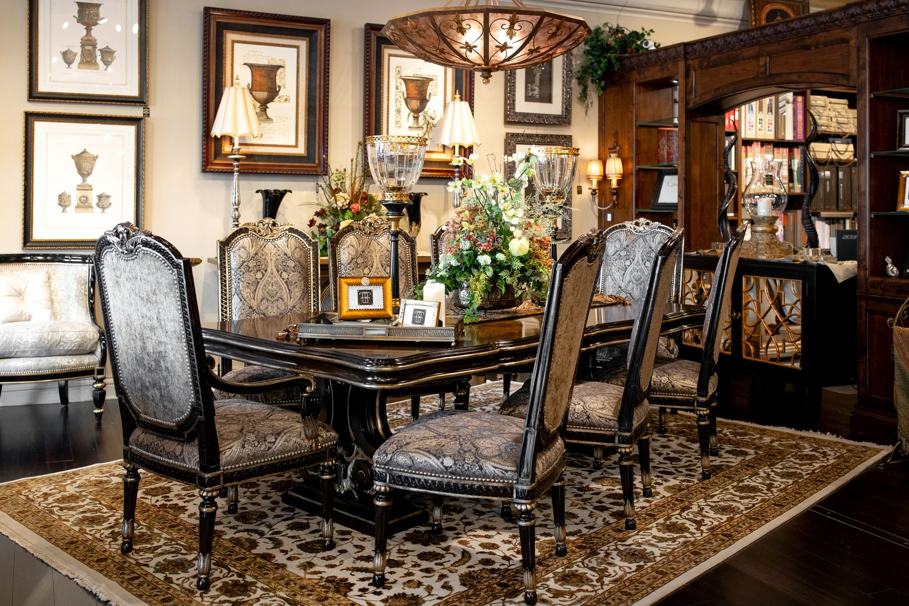 Marge Carson Furniture Showroom Marge Carson Furniture Marge