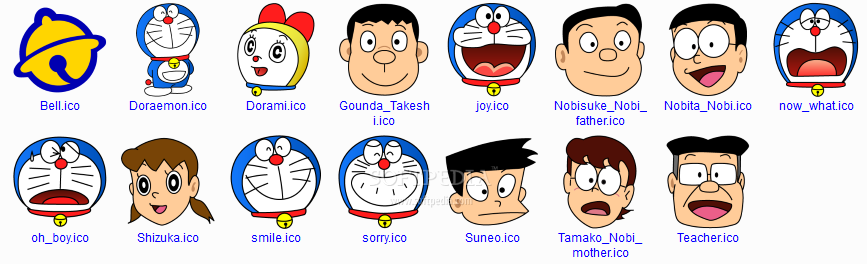 ABOUT CARTOON CHARACTERS  | DORAEMON CARTOON CHARACTERS