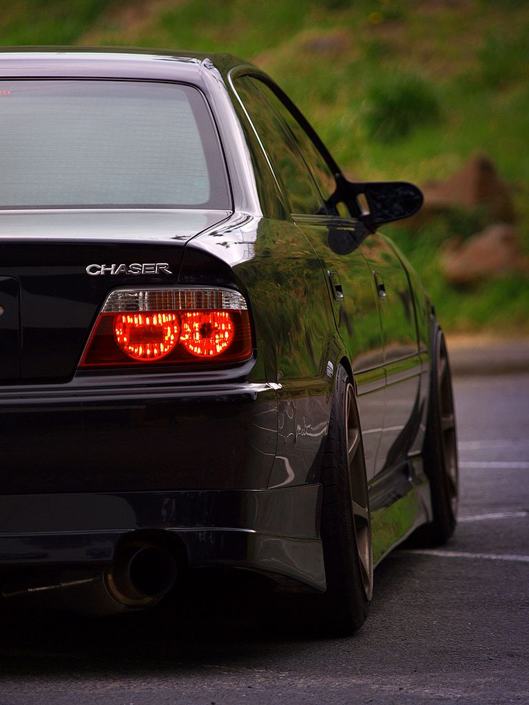 Incroyable JZX100 Chaser