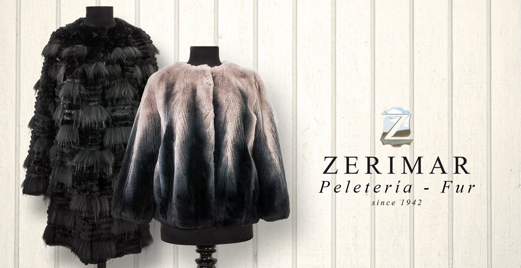 Zerimar-Chaquetas de Pelo