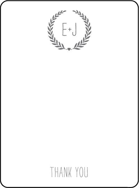 Alouette Monogram