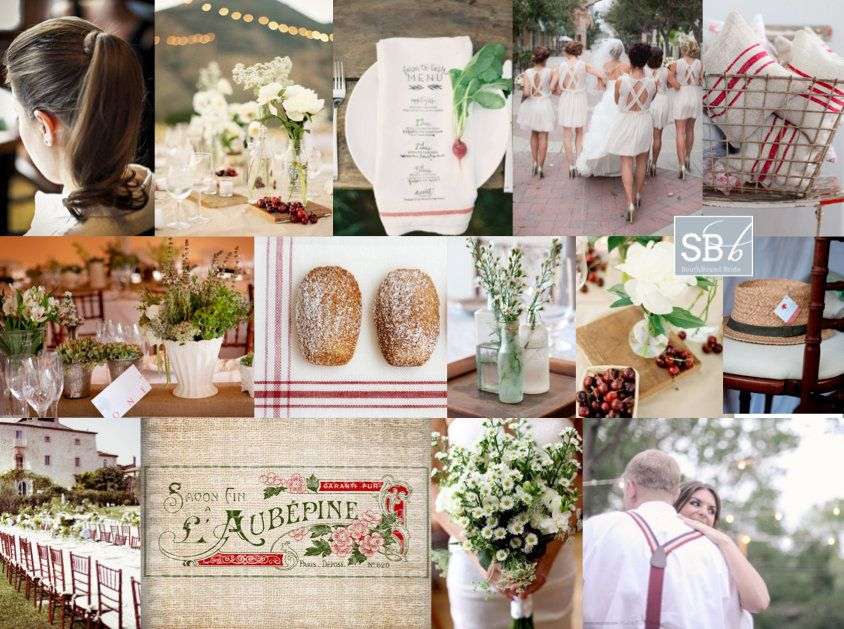 Inspiration Board: French Country Farmhouse | French country ...