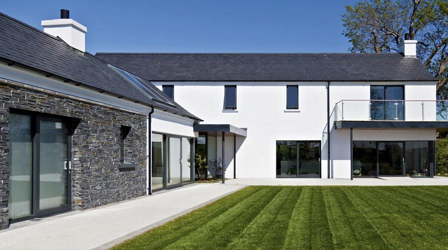 Passive House Architects Northern Ireland Domy In 2019 House