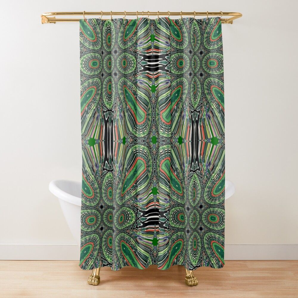 Peace Love Golf Shower Curtain Peace And Love Love Sewing Love