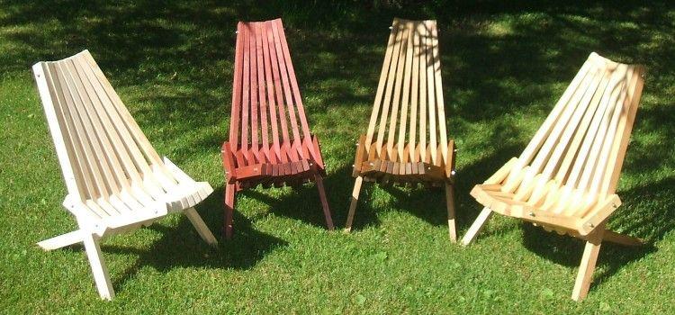 Kentucky Chair BoisEt Deco Bois En 2019 PlansBricolage 6ybY7fg