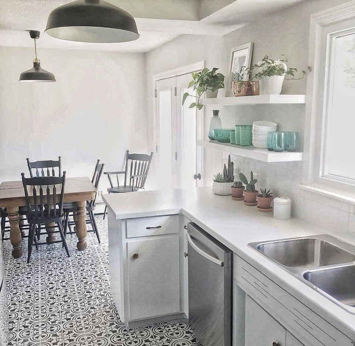 Pin By Jessica Kielty On Kitchen Cottage Kitchen Tiles Kitchen Decor Inspiration Painting Kitchen Cabinets
