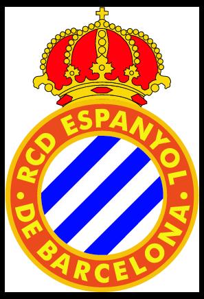 Reial Club Deportiu Espanyol De Barcelona Spain Escudo Fútbol Emblemas
