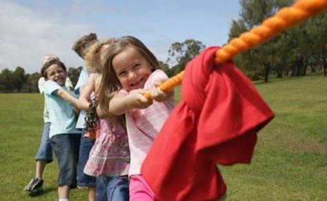 Divertidos Y Originales Juegos Para Fiestas Infantiles Bodas