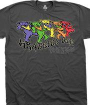 Liquid Blue - Trippy Bears Grey T-Shirt, $19.95 (http://liquidblue.com/music/rock-and-roll/grateful-dead/trippy-bears-grey-t-shirt/)