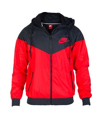 new concept 329c2 9c408 NIKE SPORTSWEAR NIKE WINDRUNNER JACKET - Red   Jimmy Jazz - 544119600