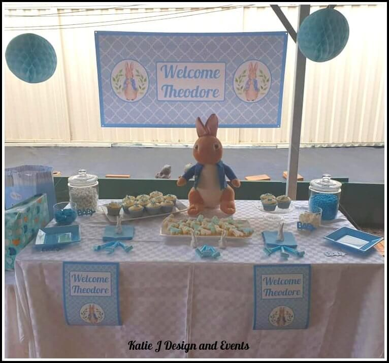 Peter Rabbit Party Theme By Katie J