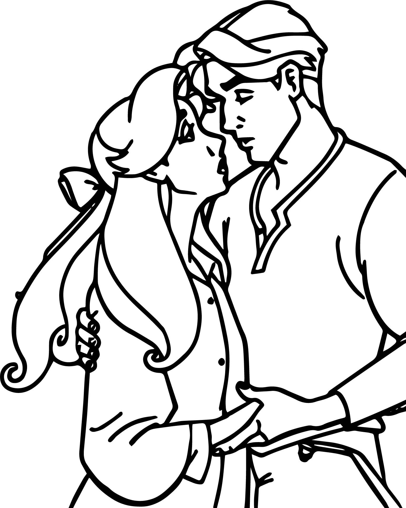 Nice Anastasia And Boyfriend Hope Coloring Pages Coloring Pages Love Images Image