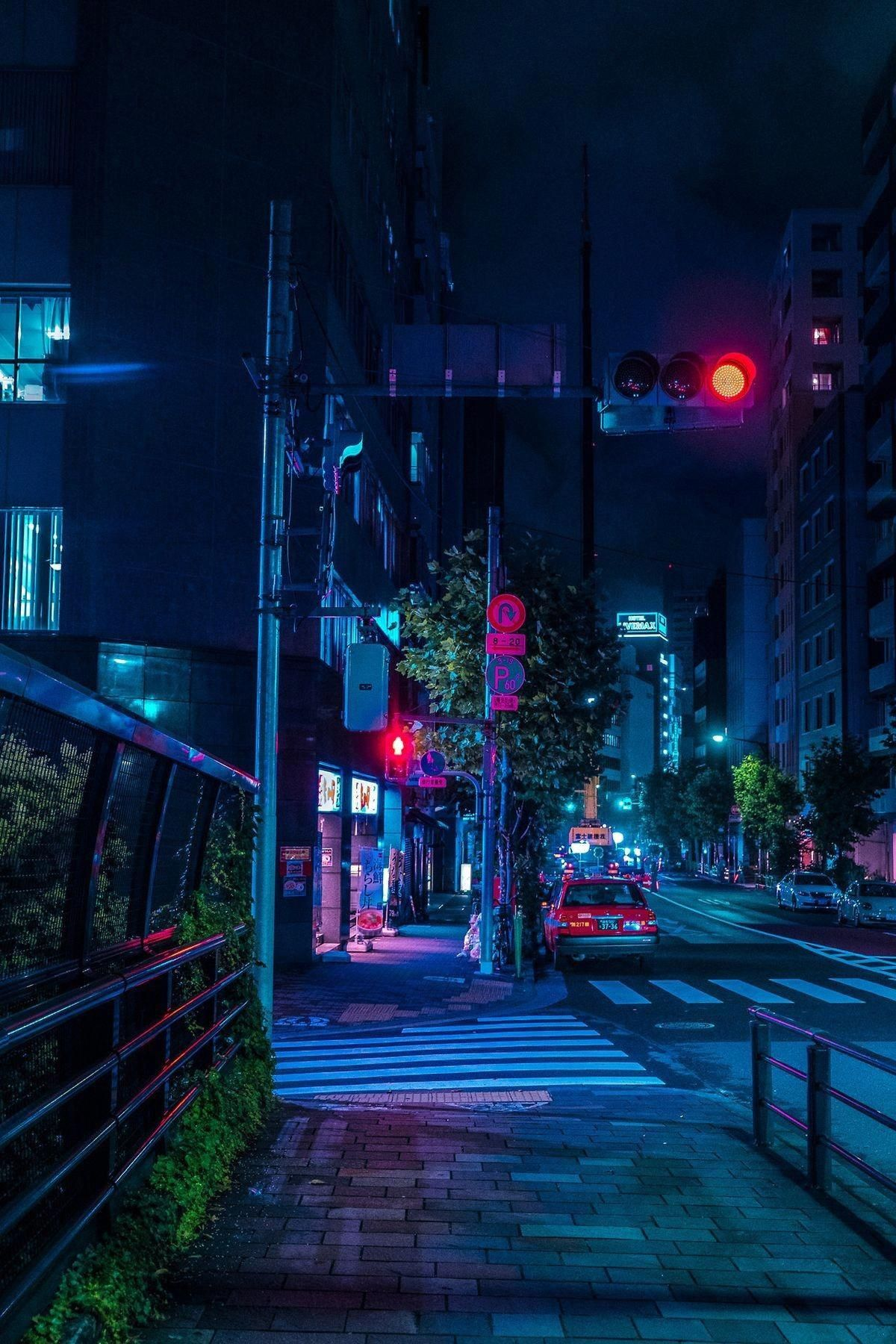 Choosing The Right Kind Of Mulch For Your Landscaping Urban Landscape Night Photography City Aesthetic