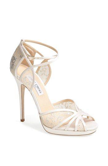 My Favorite Jimmy Choo Wedding Shoes
