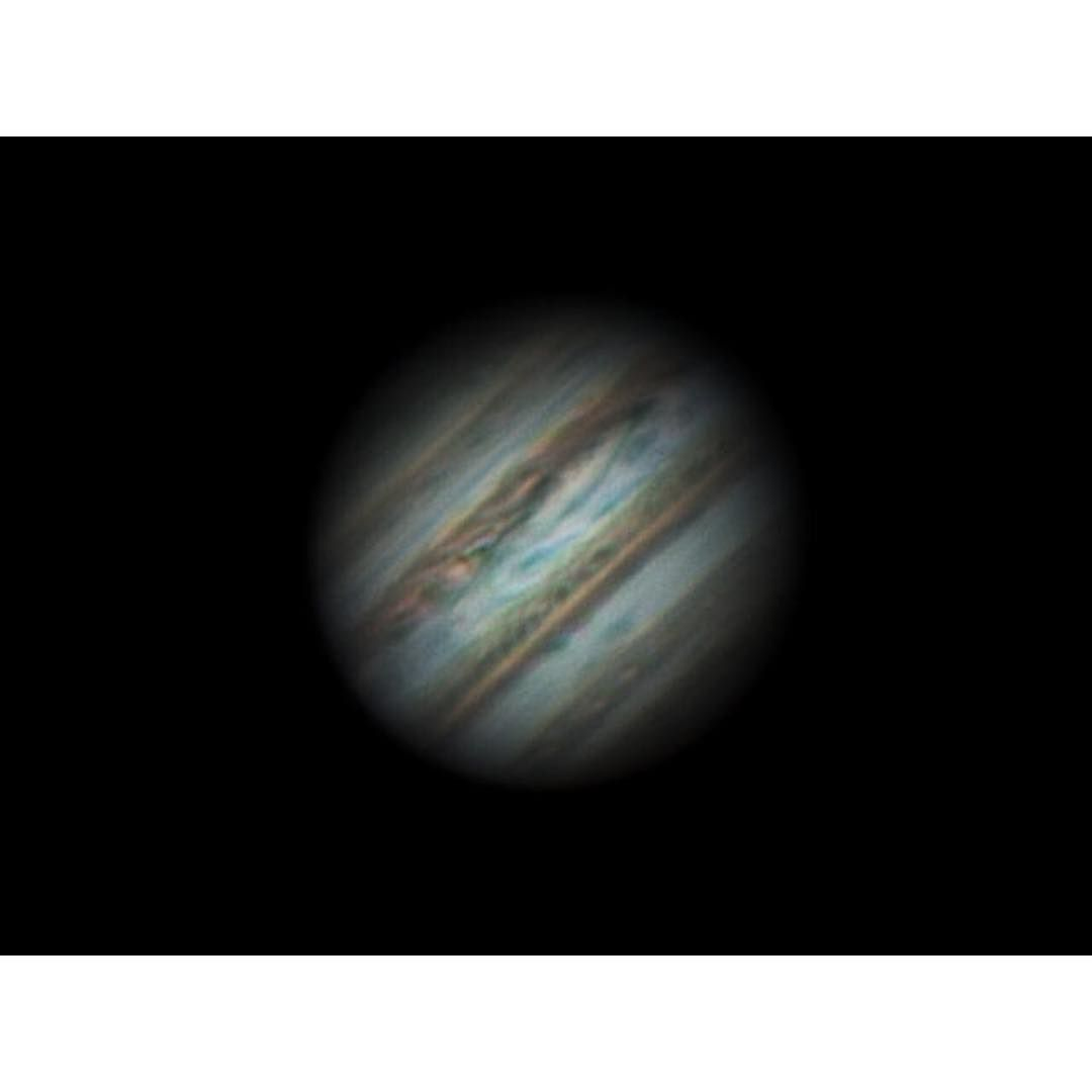provocative-planet-pics-please.tumblr.com Jupiter just before midnight on 10th February 2016 Celestron EdgeHD 11 ASI120M camera Televue Powermate 2.5x Baader IR Pass 685nm ZWO RGB filters Processed with AS!2 REgistax6 and PS CS6 Imaged from London #jupiter #astronomy #astrophotography #space #planets by rogerhutch931 https://www.instagram.com/p/BBqVKEaGXOo/