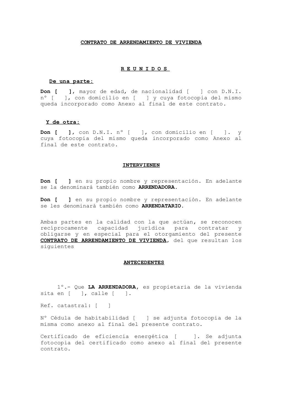 Alquileres Formulario: Notificación por reparaciones en contrato ...